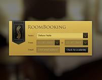 Symphony Hotel Website