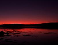 Valentia Island sunset