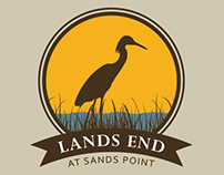 Lands End Logo