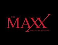 The MAXX Logo