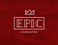 EPIC Charleston - Logo Redesign