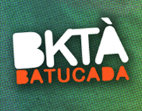 Disseny web Baketauma.es i red social.