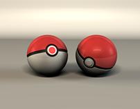 Pokeballs 3D