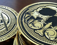 Hydro74 New Business Cards (coins)