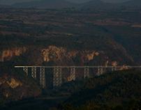 Goat Hteik Bridge