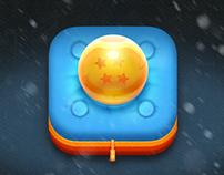 Dragon ball Icons