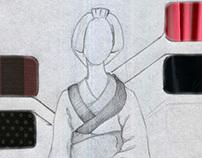 Costume Design 2010-2012