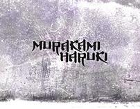 Murakami font
