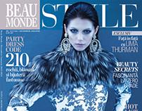 Beau Monde Style cover dec 2013