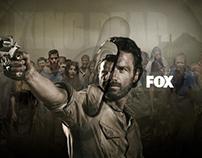 The Walking Dead - Teaser Season 4 | Motion Graphic