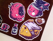 Stick-errrs? // Sticker Sheet