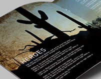 CD Inlay Sleeve for album promo