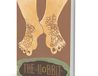 The Hobbit Book Cover Redesign