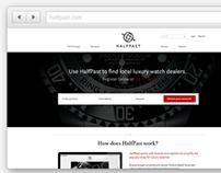 HalfPast Luxury Watches