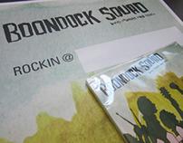 Boondock Squad: When Monkeys Make Music