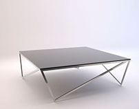 Personal Exploration: FourPt Coffee Table