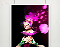 Chinese Actress with Alberto Seveso