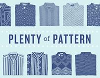 Plenty of Pattern