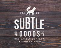 Subtle Goods Co.