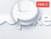 Soft 3d Logo Mockup