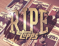 2013-2014 NBA RIPE Basketball Cards
