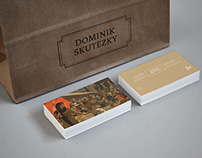 DOMINIK SKUTEZKY EXHIBITION | Identity