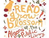 READ, GROW, BLOSSOM Summer Reading Program