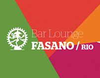 Bar Lounge Fasano Rio (TCC)