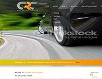 Automotive Web Design Template