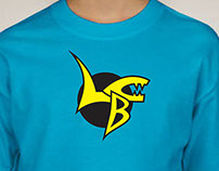 Lake Central Barracudas Swim Club t-shirt