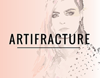 'Artifracture' Print Series