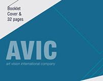 Avic Booklet