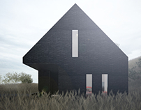 country house made by szypkidesign.