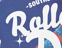 Southsea Roller Disco 2014 Poster