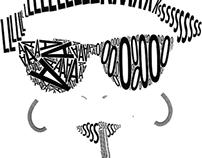 Type Self-Portrait
