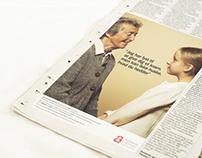 Campaign for the Alzheimer's Association Denmark