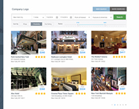 Hotel/Car Booking Site