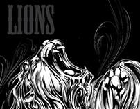 Lions Album Artwork