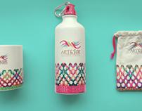 Arte Sur / Branding