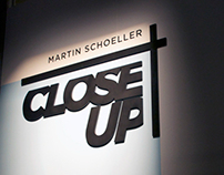 Martin Schoeller: Close Up Exhibit Design
