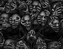 MALKAVIAN ::: The Worshipping Mass Album pack