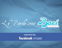 Baci San Valentino 2013 - Facebook Studio Selection