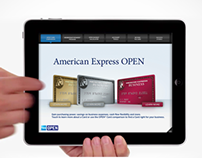 AmEx Touchscreen