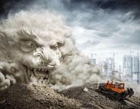 CG STILLS / The global image campaign of MTU