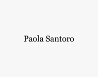 PAOLA SANTORO WEBSITE