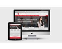 Simple Responsive Website