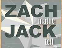 Zach - Concert Posters
