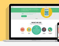 Flat UI / Agency Concept