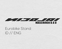 Nicolai Eurobike Stand