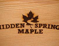 Hidden Springs Maple